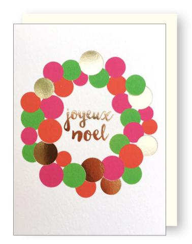 Mini Notecard Holiday J. Falkner