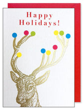 Load image into Gallery viewer, Mini Notecard Holiday J. Falkner