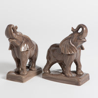 Elephant Bookend Set- Cincinnati Zoo More Home to Roam