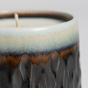 Emilia Candle Small- Slate Allegheny