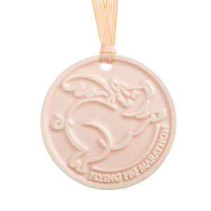 Flying Pig Ornament, 2019