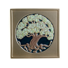 "Load image into Gallery viewer, Tree Of Life Tile - 8"" x 8"""