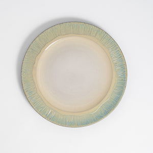 Hand Thrown Large Serving Platter #925