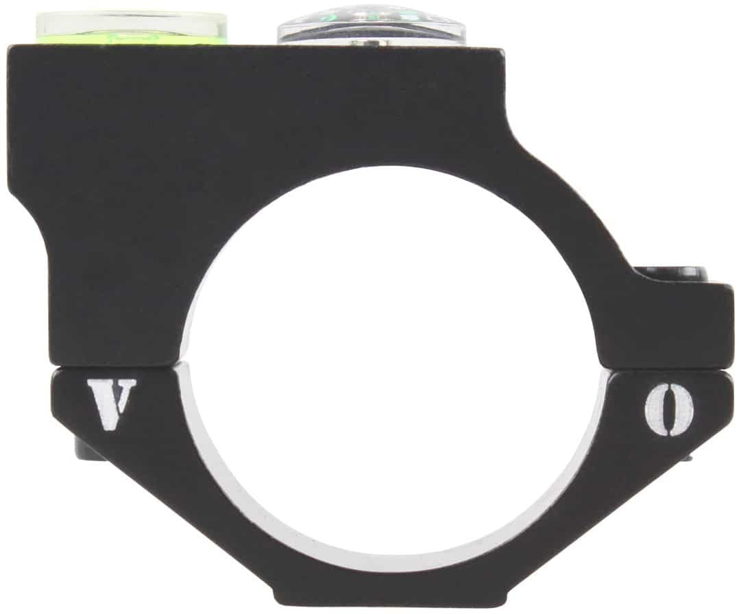 25.4mm ACD Bubble Level Mount w/ compass 3