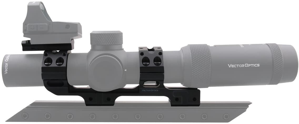 """30mm 3/8"""" ACD Mount"""