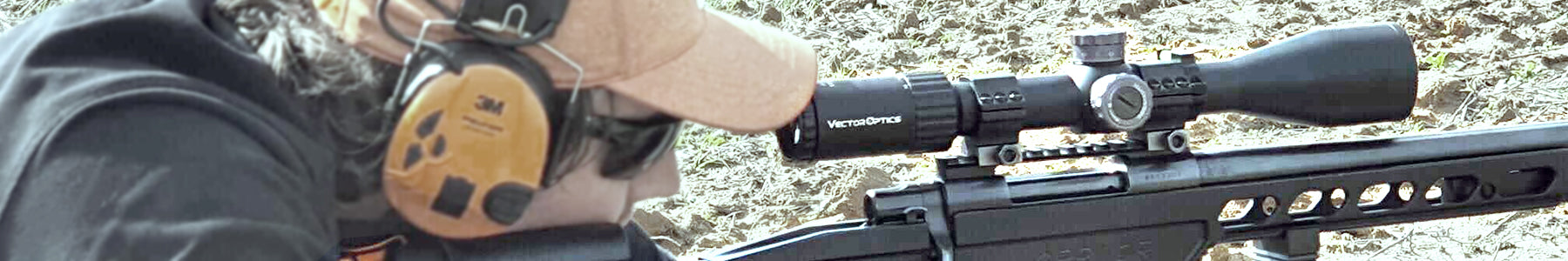 Vector Optics Long Range Shooting