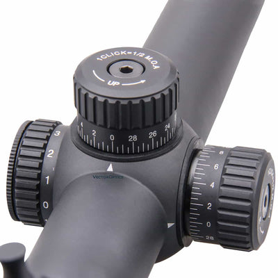 Vector Optics GenII Forester 1-5x24 Riflescope 30mm Center Dot Illuminated Fits AR15 .223 7.62mm Airgun Airsoft Hunting Scope
