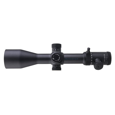 Vector Optics Reiter 3.5-25x56 Sniper Tactical Rifle Scope with Etched Glass 1/10 MIL Adjustment for Hunting Shooting