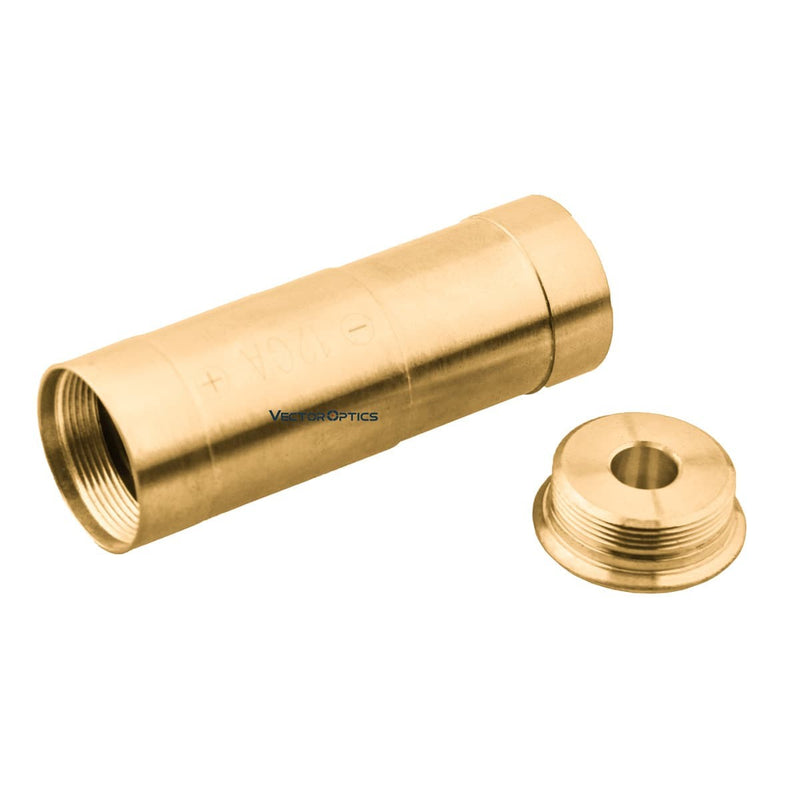 12 Gauge Cartridge Red Laser Bore Sight