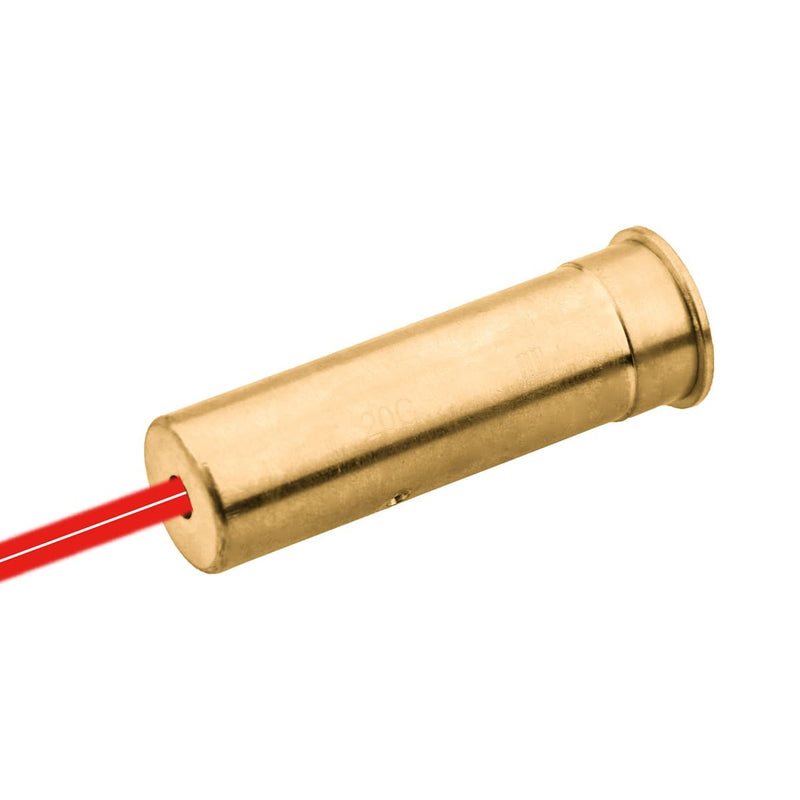 20 Gauge Cartridge Red Laser Bore Sight