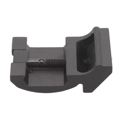 Ultra Low Profile Offset Picatinny Rail Mount
