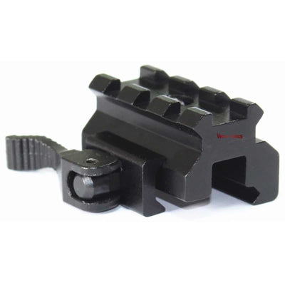 Multi Function Compact QD Riser Mount Base