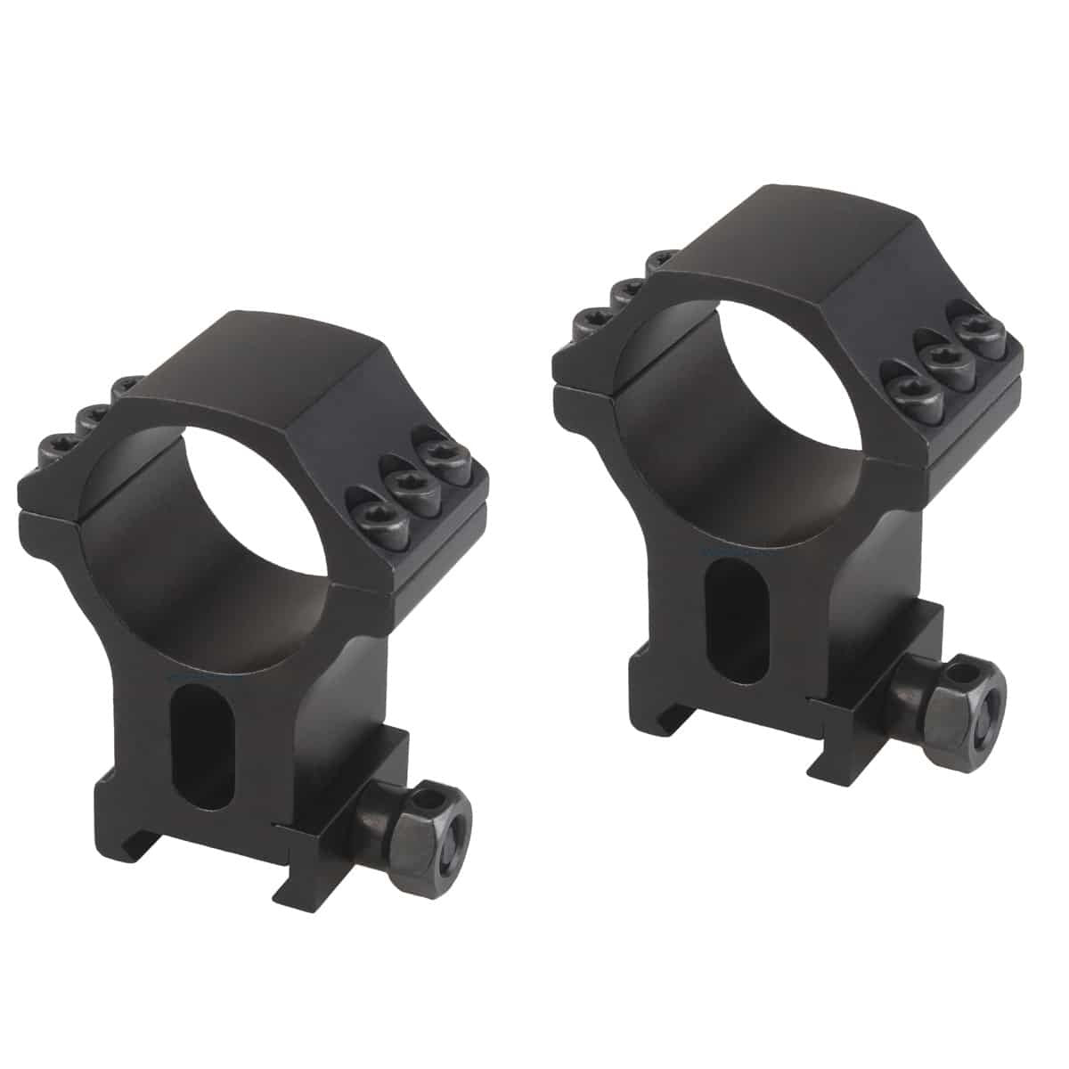 30mm X-ACCU Scope Ring High