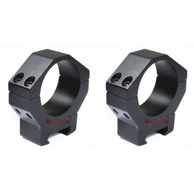 34mm Tactical Low Picatinny Mount Rings