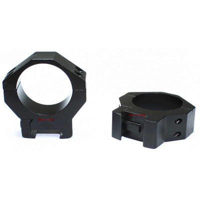 35mm Tactical Low Picatinny Mount Rings