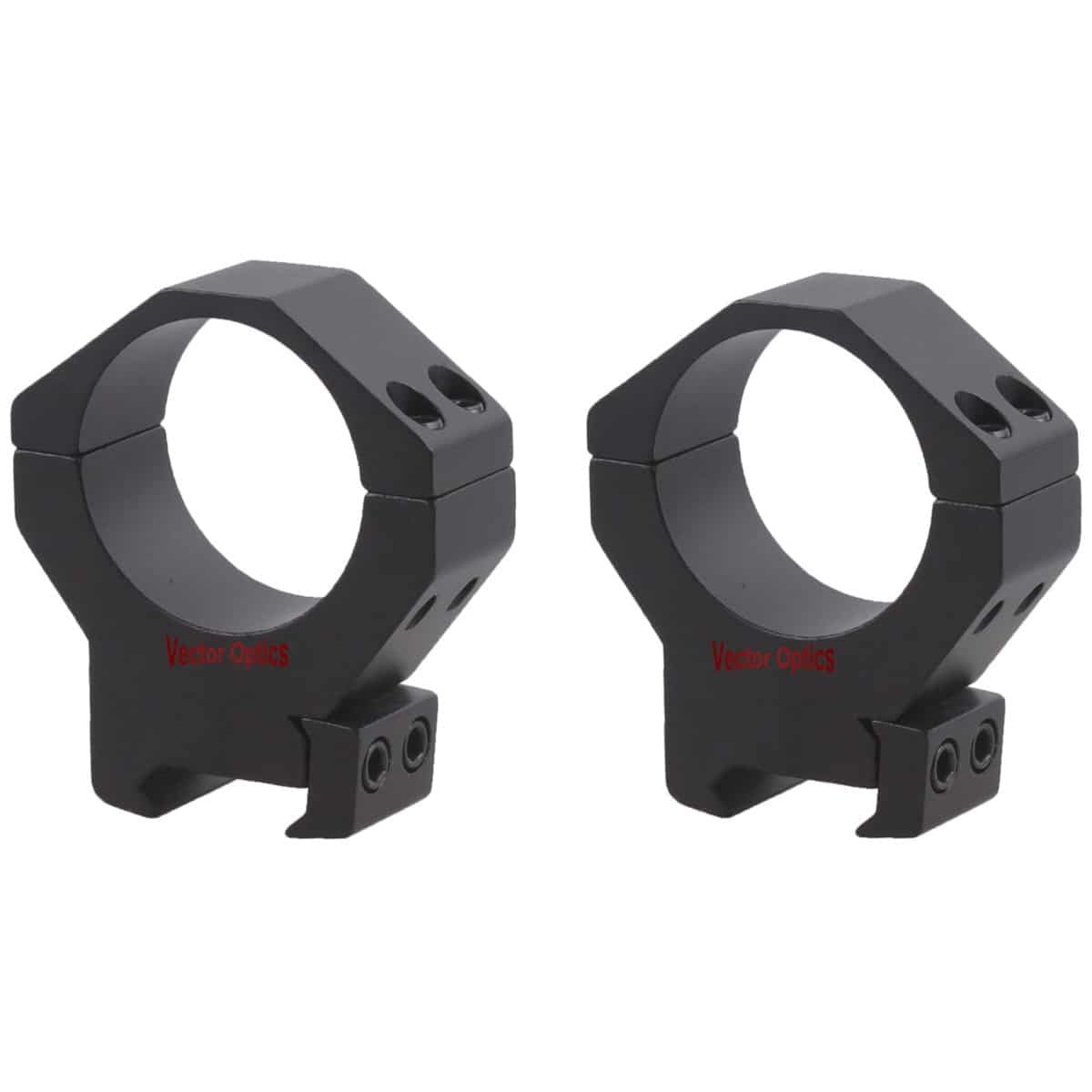 34mm Tactical Medium Picatinny Mount Rings