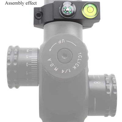 30mm Offest Bubble ACD Mount with Compass