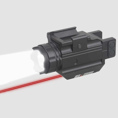 Doublecross Compact Red Laser