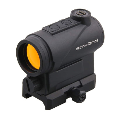 Vector Optics Centurion 1x20 Tactical Red Dot Scope Reflex Sight 40000 Hours Runtime Tested On Real Firearms Shock Proof