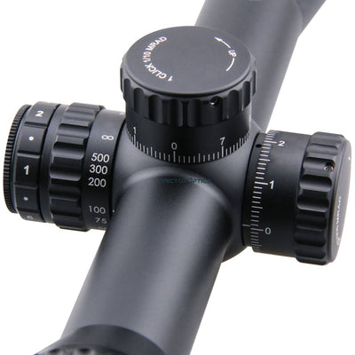 Vector Optics Top Brand Line Continental HD 3-18x50 Tactical Riflescope German Optical System .338 Lapua Rifle Scope Hunting