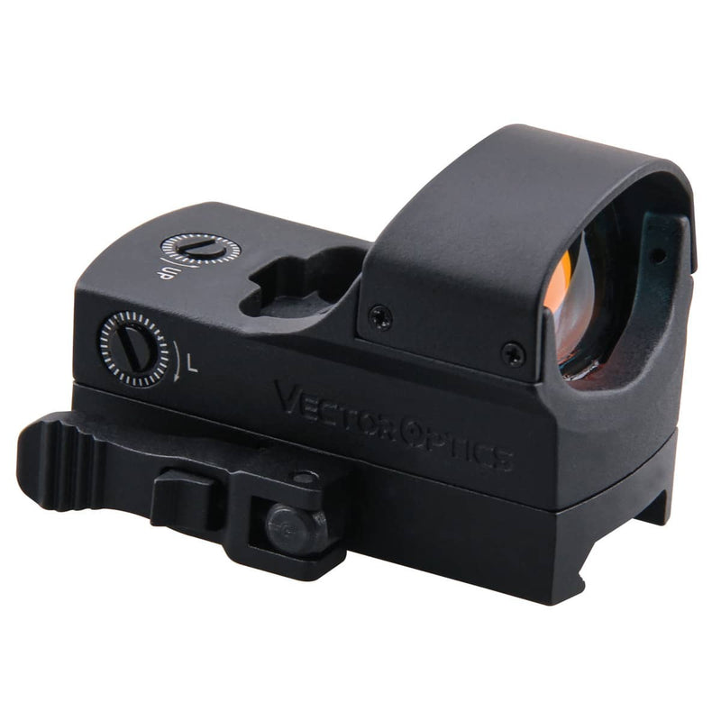 Vector Optics Wraith Tactical Reflex 3 MOA Motion Sensor Red Dot Sight High End fit Airgun Shotgun Rifle Shake Awake