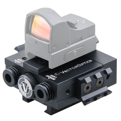 Viperwolf Green Laser / IR Laser Combo