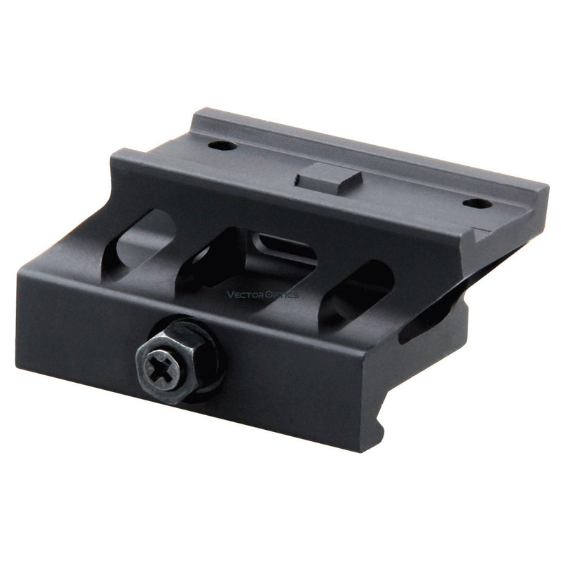 "1"" Profile Cantilever Picatinny Riser QD Mount"