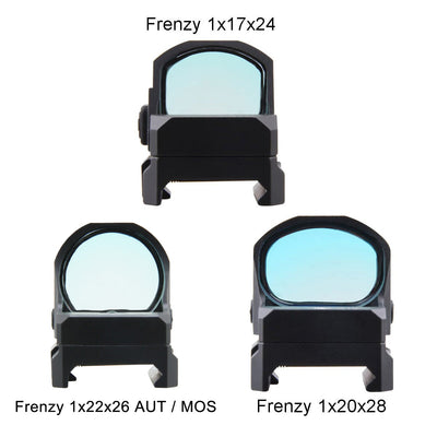 Frenzy 1x22x26 AUT Red Dot Sight
