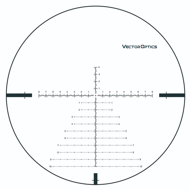 Vector Optics 34mm Continental 4-24x56 FFP Riflescope