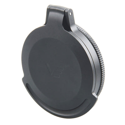 Metal Objective Flip-up Cap for 34mm Continental 3-18x50
