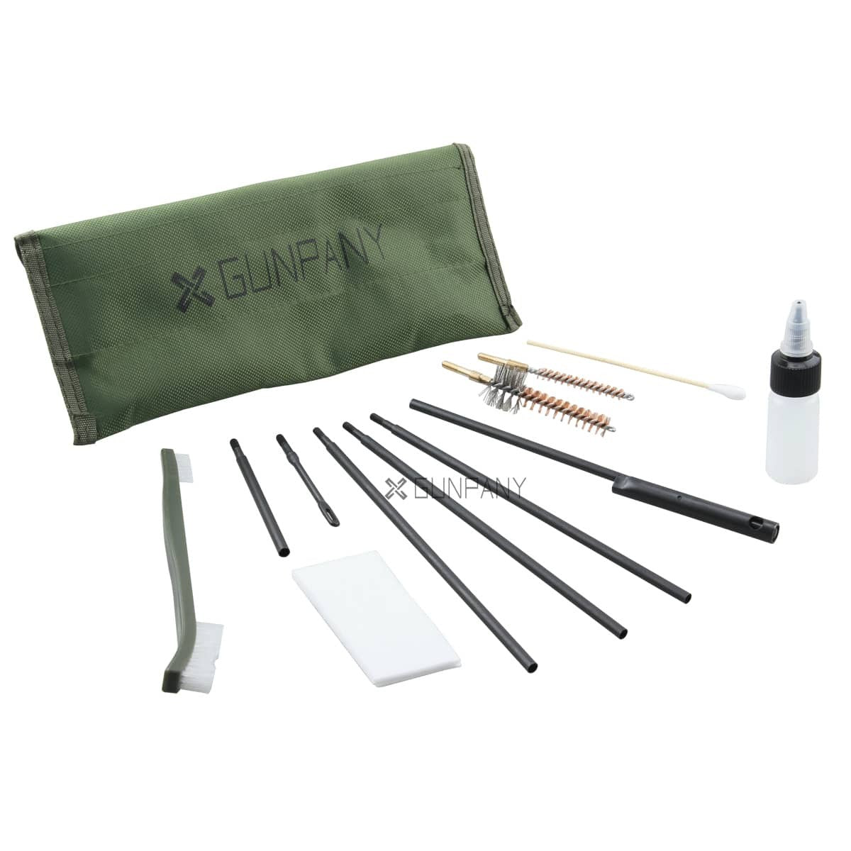 AR15 / M16 Gunsmithing Cleaning Kit Pouch