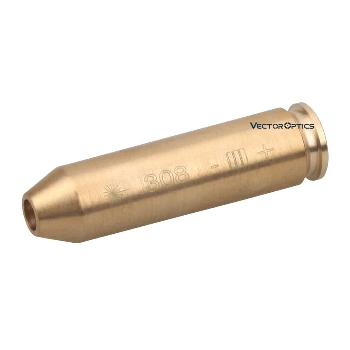 .308 Win. 7mm-08 Rem. Cartridge Red Laser Bore Sight