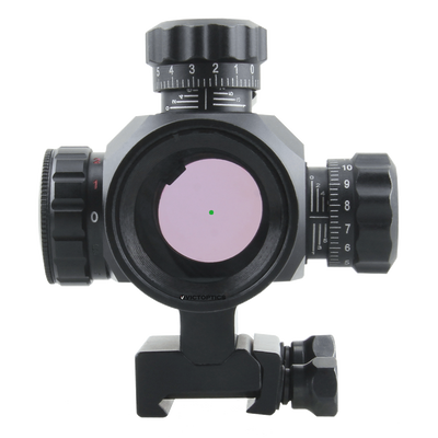RGD 1x30 Red Dot Sight w/ 5 Levels Red/Green Dot