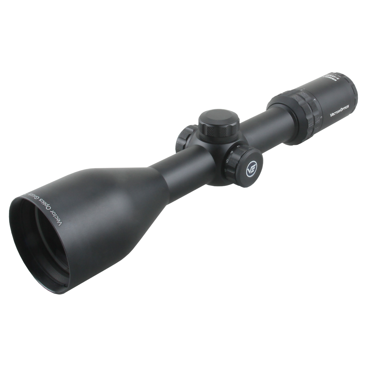 Grizzly 3-12x56E SFP Riflescope 2021 Update