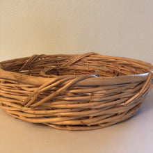Load image into Gallery viewer, vintage wicker basket