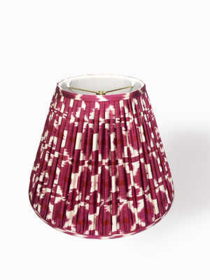 emira pink-red lampshade