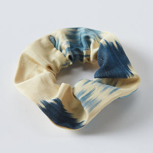 got the blues anna scrunchie - maas by slightly east