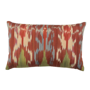 max ikat pillow