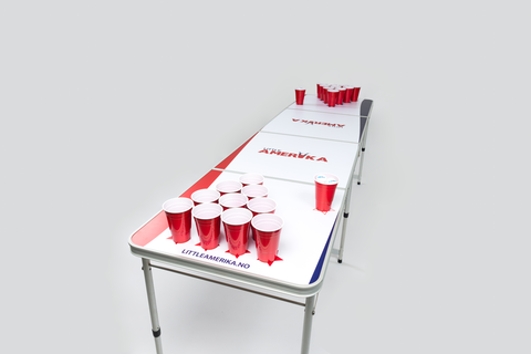 Little Amerika Beerpong-bord