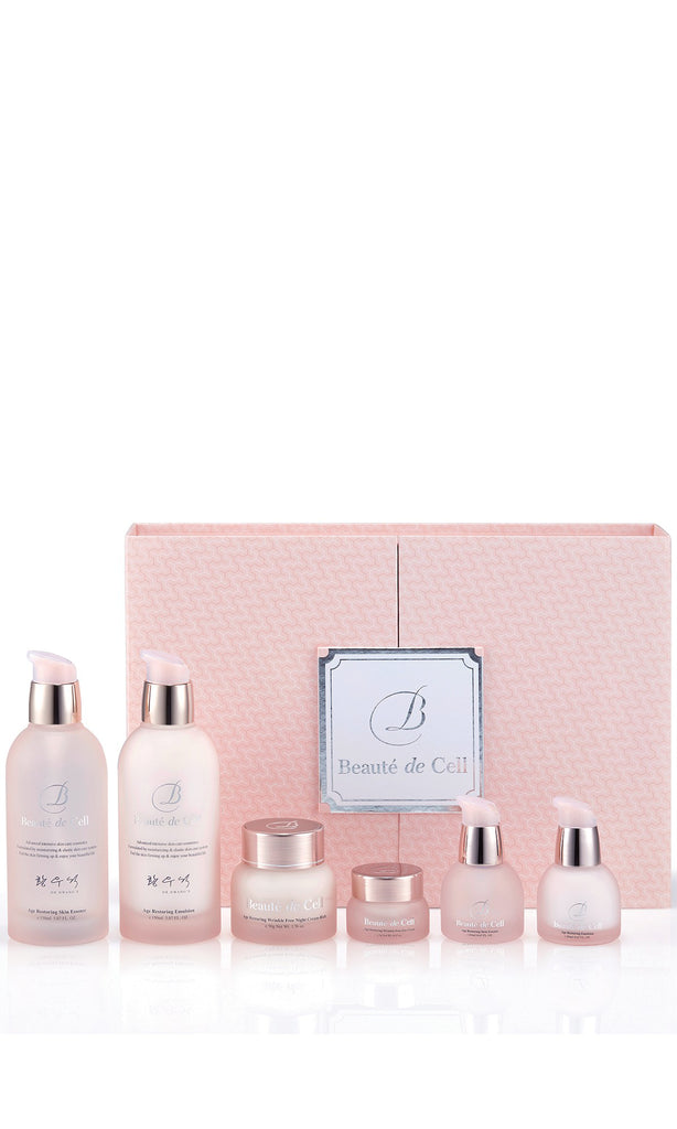 Beauté de Cell Age Restoring Special Skin Care Set
