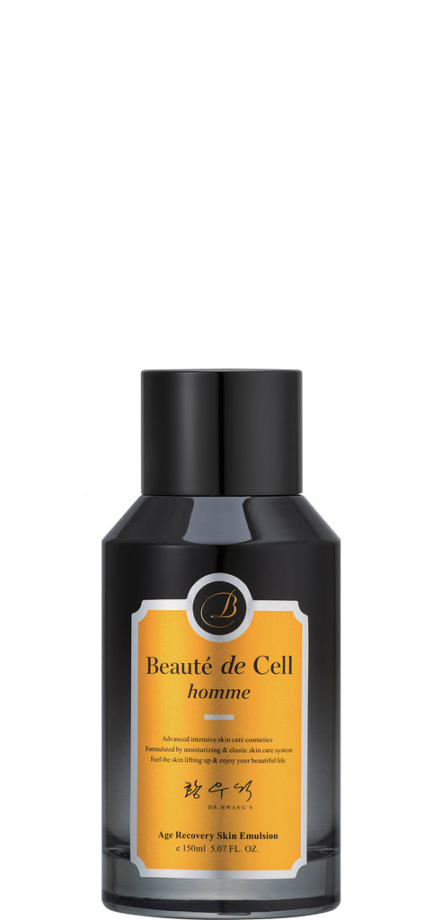 Beauté de Cell Homme Age Recovery Skin Emulsion