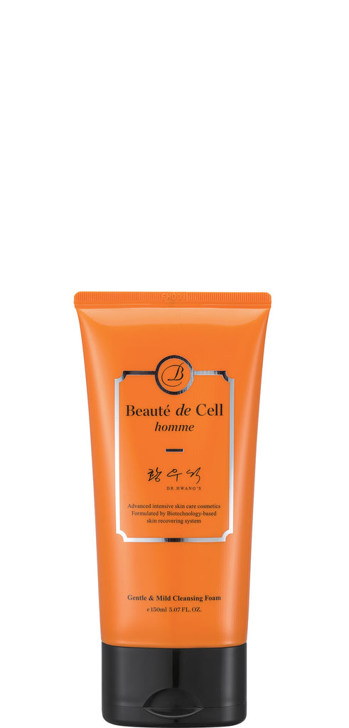 Beauté de Cell Homme Mild & Cleansing Foam