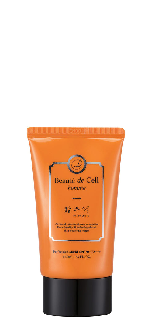 Beauté de Cell Homme Perfect Sun Shield SPF 50