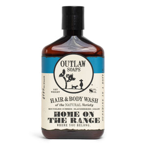 Outlaw - Home on Range Hair and Body Wash