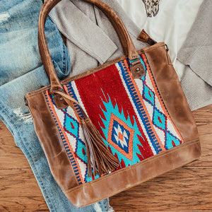 The Red River Shoulder Bag