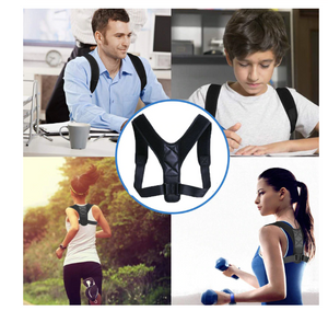 Posture Corrector For Office Chair