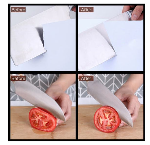 Knife Sharpener For Kitchen
