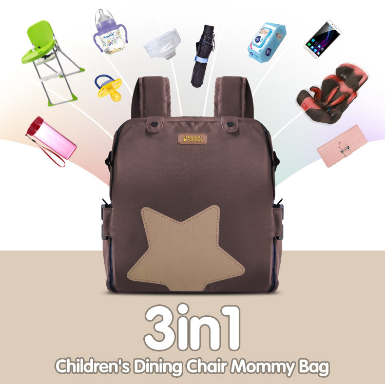 3 IN 1 MOMMY BAG