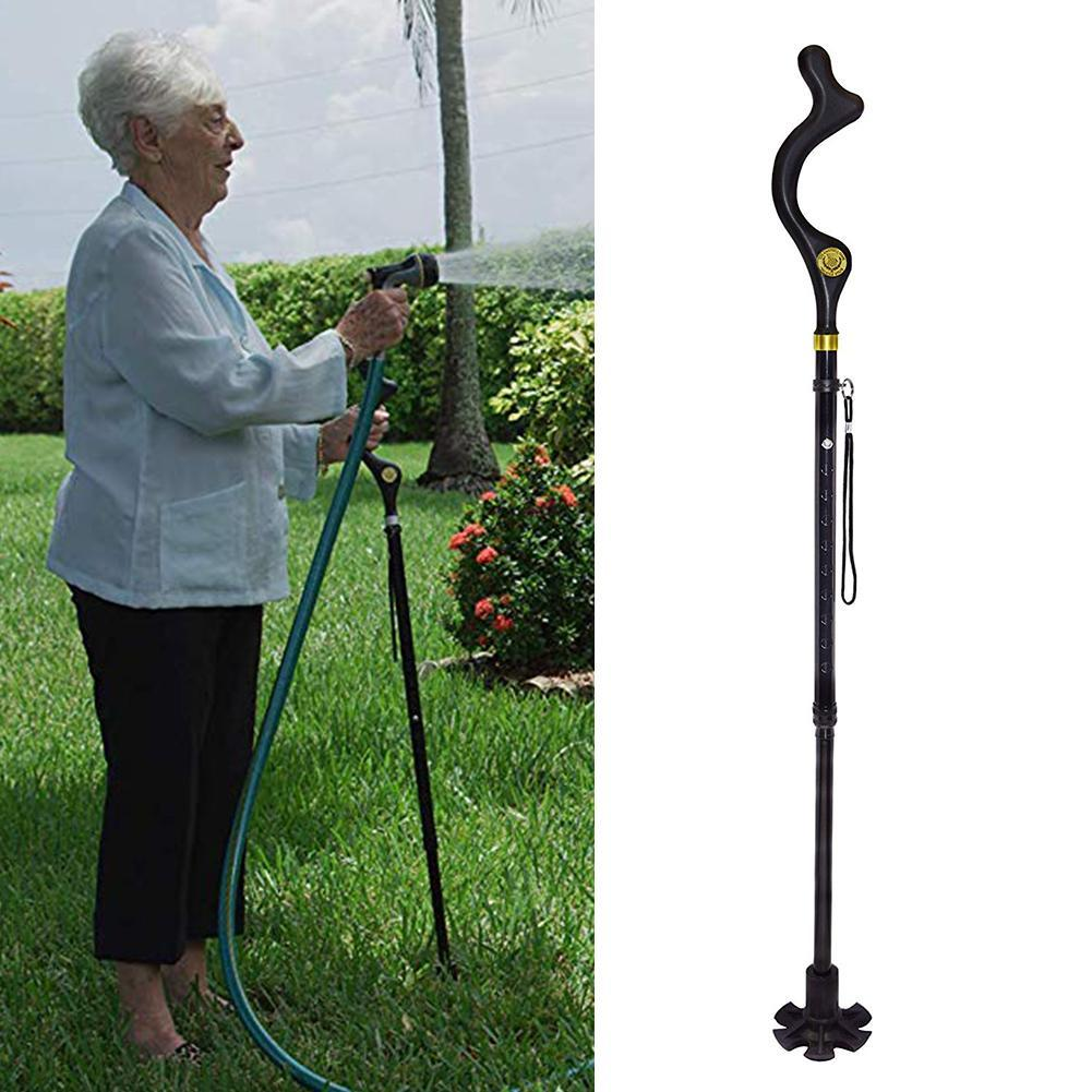 Safety Elderly Walking Stick