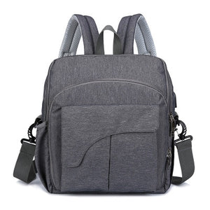 PORTABLE 3 IN 1 MOMMY BACKPACK